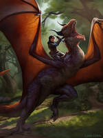 The Wyvern Contract by Darantha