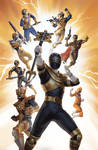 Mighty Morphing Power Rangers #34