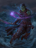 Critical Role - Fjord by Darantha