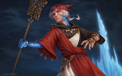 FFXIV - The Crystal Exarch