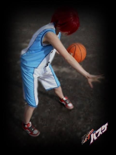 Akashi deffence cosplay (kuroko no basket) by yvelise