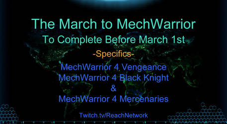 The March to MechWarrior