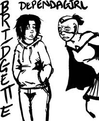 Concept art: Bridgette Roark by nogoodlum