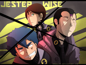 JesterWise Class A Criminals