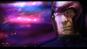 Magneto in Space