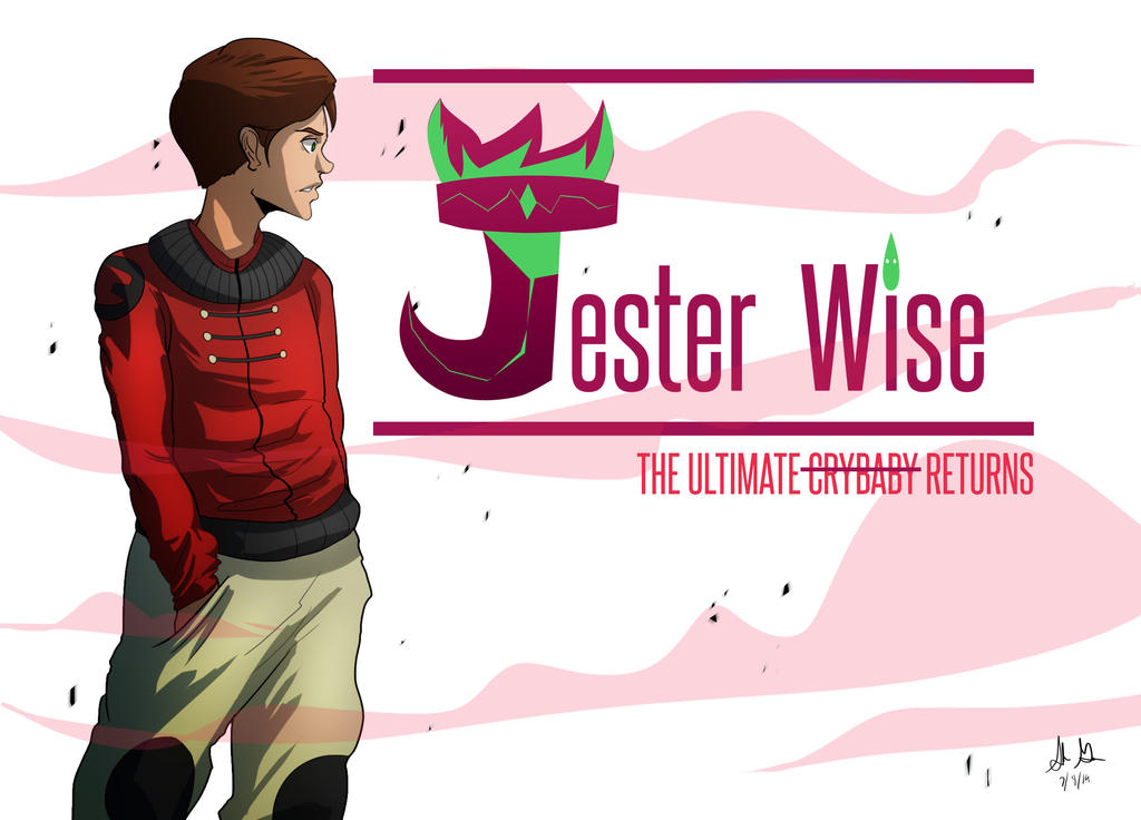 Jesse coming soon by zerelin