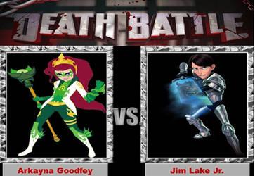 Death Battle Idea 162 by Saiyan13