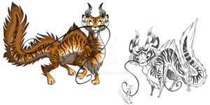 Tiger-dragon Concepts