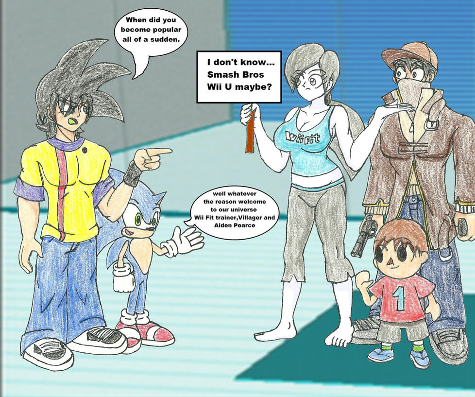 welcoming_the_wii_fit_trainer_villager_and_aiden_by_warrior9100 d6a3614 welcoming the wii fit trainer villager and aiden by warrior9100 on