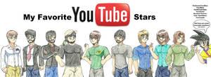 My Favorite Youtube stars