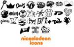 Nickelodeon universe Icons/Logos