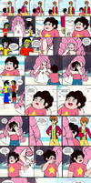 Reuniting with Rose comic by WaRrior9100