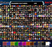 Part 4 Enhanced roster sheet page 1 by WaRrior9100