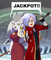 Dante x Eda Jackpot