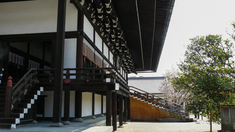 Imperial Palace Kyoto 18 by thecomingwinter