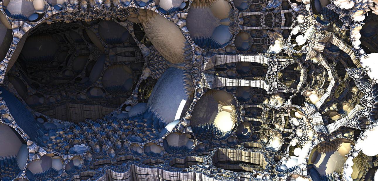 Caverne Angel by fractzxirus