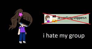 I Hate My Group
