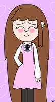 Me With A Cute Dress On