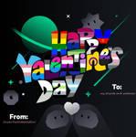 My Valentine's Card Creation