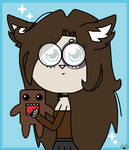 Don't Touch My Domo Plushie