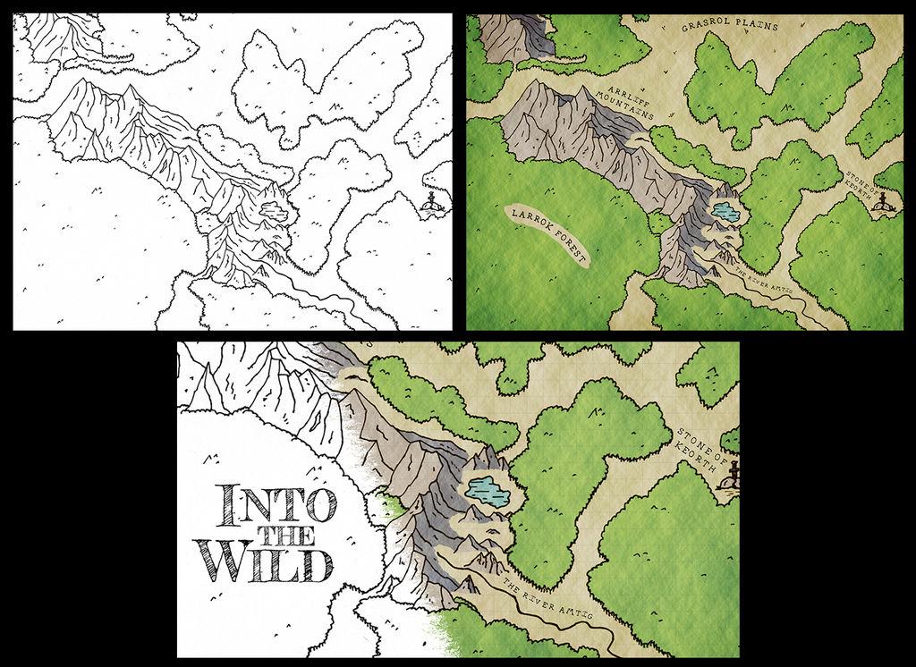 Game Dev   Mockups   Fantasy Maps - #3 by jsterj007 on ... Game Dev Map on