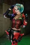 Injustice 2 - Harley Quinn