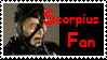 Scorpius Fan Stamp by Talica
