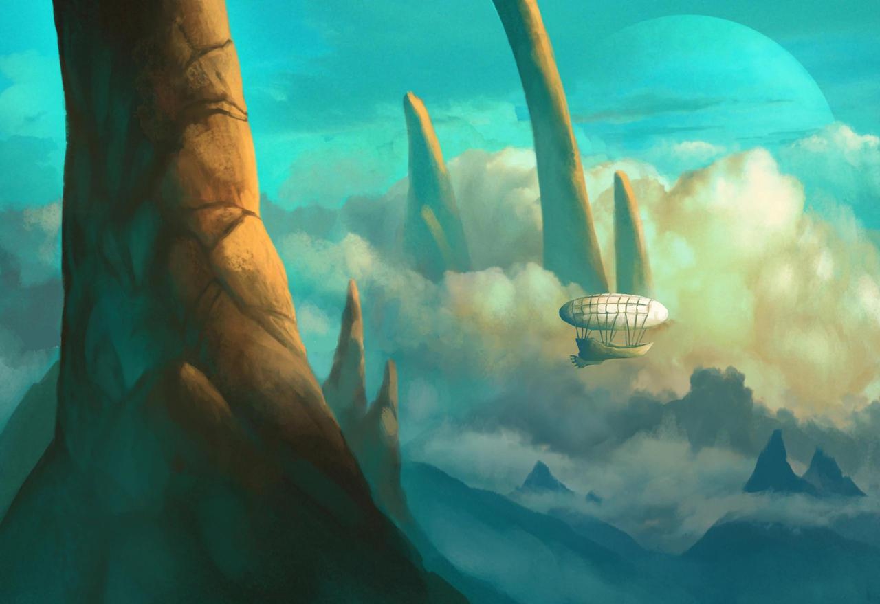 The Vapor Sea: Layer One - The Pale Sea