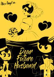 BATIM Poster- Dear Future Husband