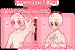 cursed emoji YCH [CLOSED]