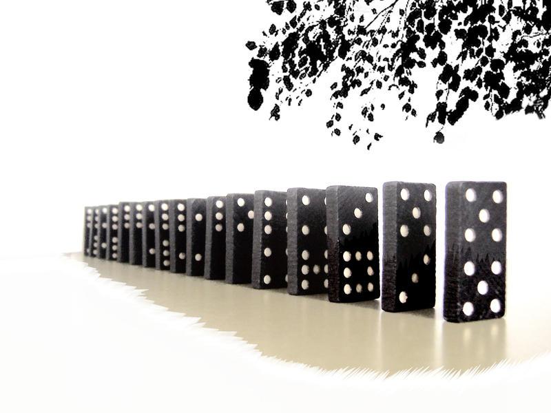 Domino Warriors by Bai-Mangau