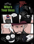 Tickle Series: Who's Your Boss