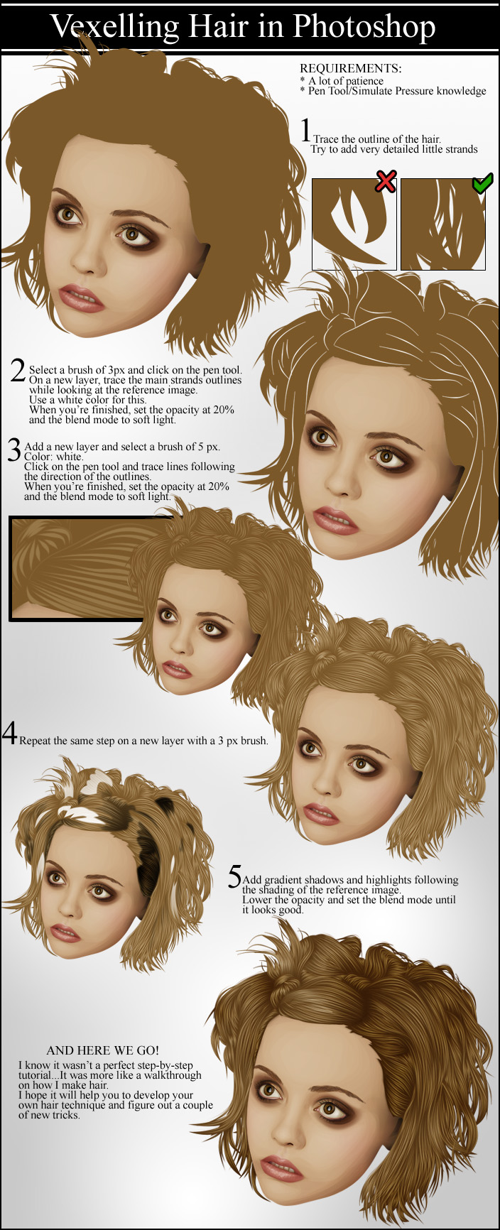 Vexelling Hair by Ilaria84 on DeviantArt