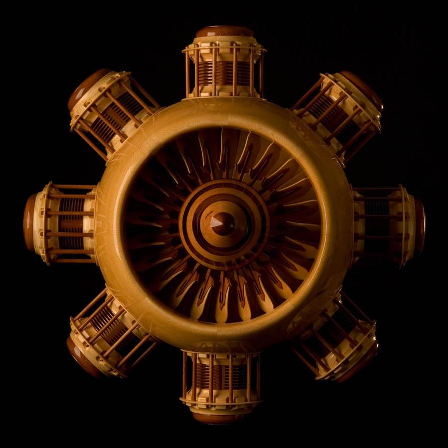 Turbine 4 by OmnivoreArt