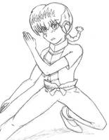 Ranma by Wolf-fang4