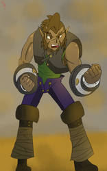 Rock Johnson (Talamh Wyrm)
