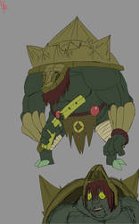 Gordlon (Disturbed Snapper)
