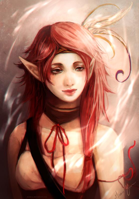 Angela by Skaera