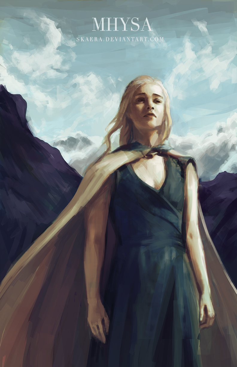 Mhysa by Skaera