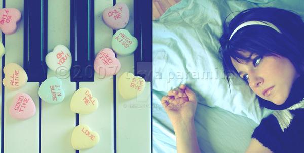 sweet love? by cisya