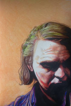Self Portrait (Joker)