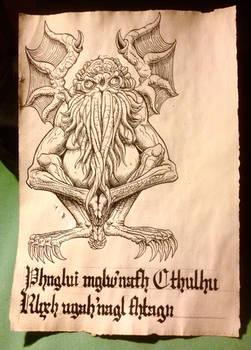 Necronomicon - Cthulhu