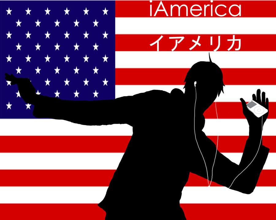 America - iPod by TenTenXKankurou
