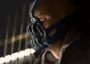 Bane - The Dark Knight Rises