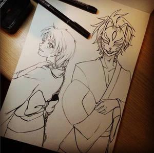 Jack and Bia - Nankin version