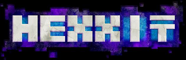 Hexxitlogo4 by VivArts