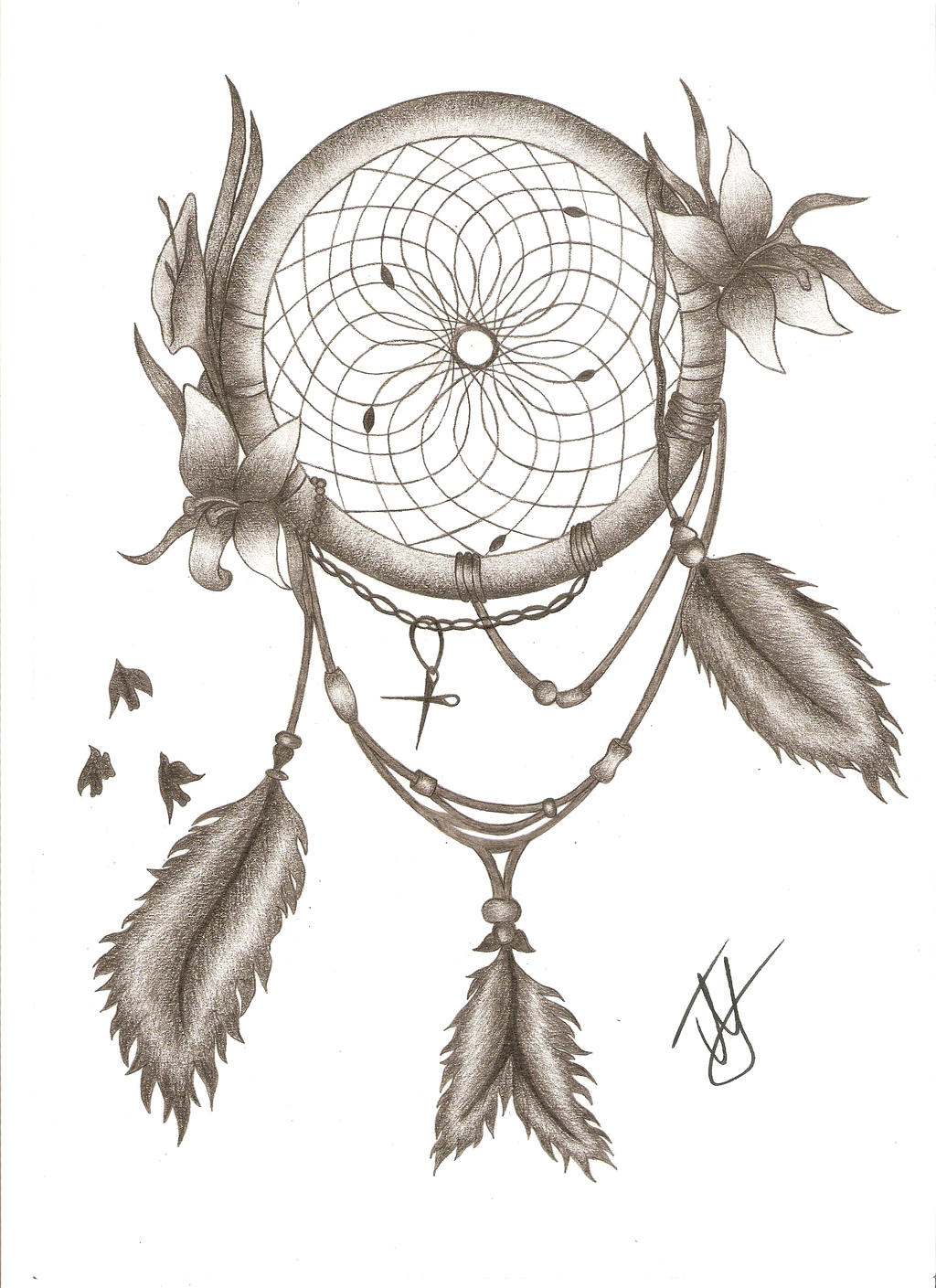 Dreamcatcher by Mikkyshor
