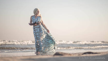Daenerys Targaryen by Viverra1
