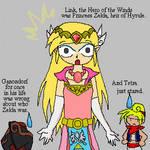 A Link in Zelda's Clothing?
