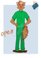 Adopt (open) by ShaggyTail